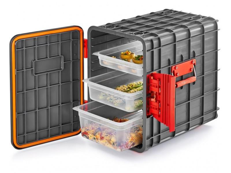 GastroPlast Gn 1/1 Termobox - Carrybox ABS Taşıma Kabı
